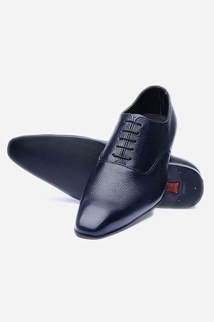 Footprint - Black Classic Leather Oxford