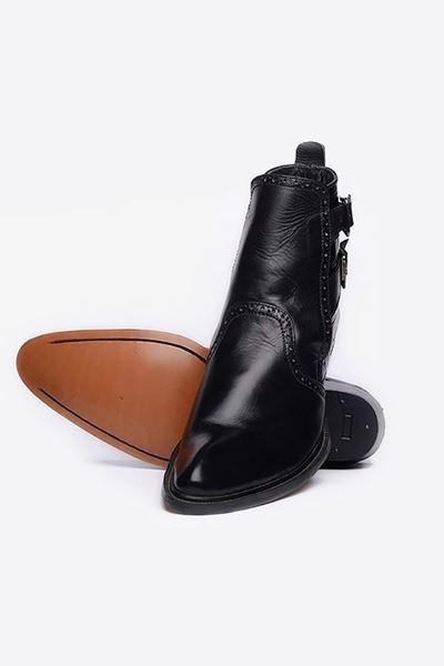 Bronson Boots - Footprint