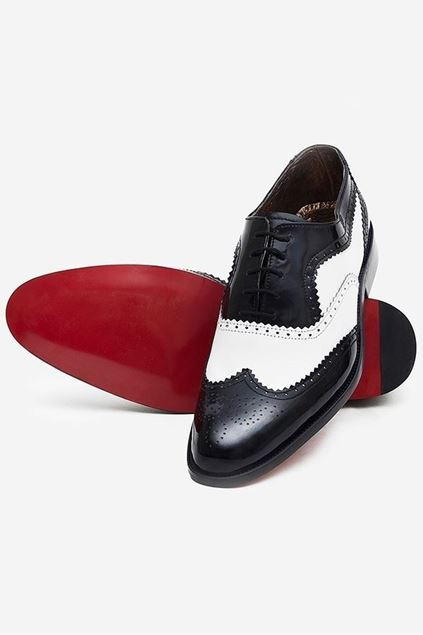 Chancellor Brogue Buttler - Footprint