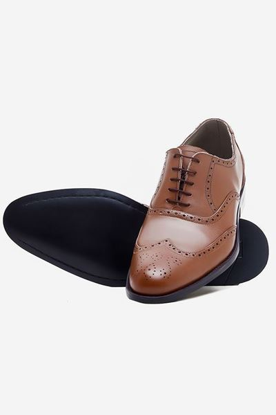 Footprint - Brown Classic Leather Brogue