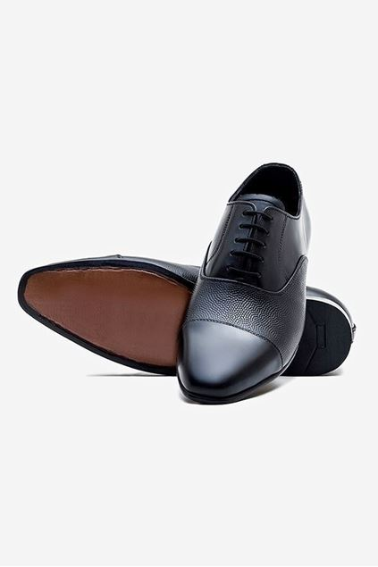 Bond Street Cap Toe - Footprint