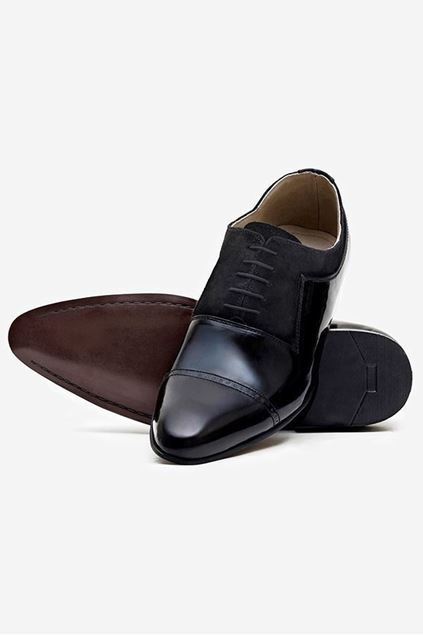 Coventry Cap Toe - Footprint