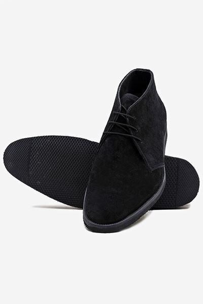 Picture of Chukka Boots Ankle High - Black
