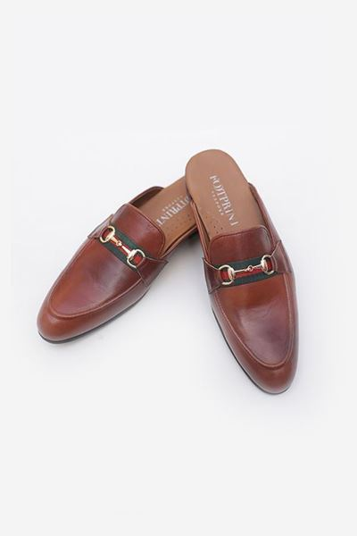 Footprint - Brown Casual Formal Leather