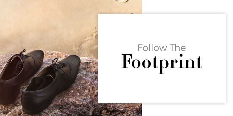 Follow the Footprint!