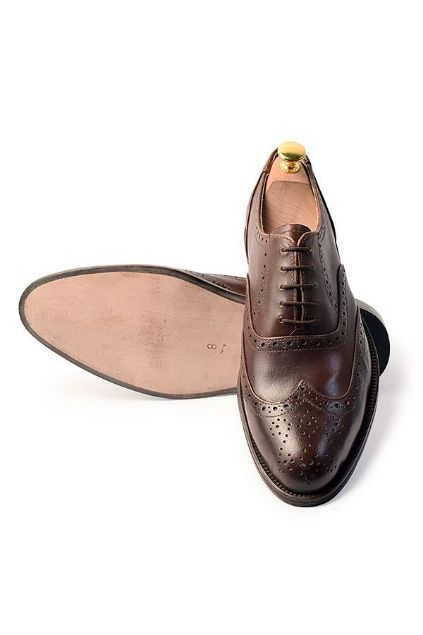 Picture of Textured Brogue